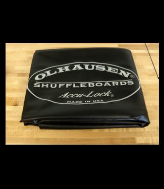 Olhausen Olhausen Black Shuffleboard Cover