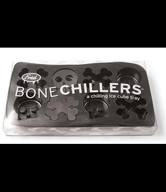 """Bone Chillers"" Skull and Cross-bone Ice Tray"