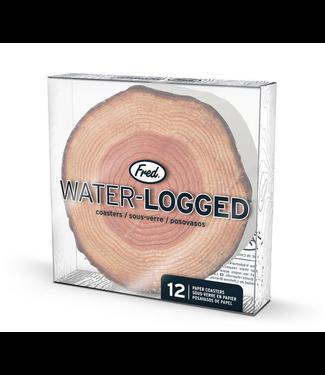 """Water-Logged"" Coaster Set 12pc"