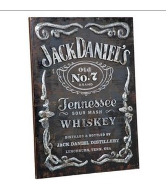 Jd Label Wall Art