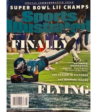 Philadelphia Eagles SBLII Champs Sports Illustrated Magazine Ertz
