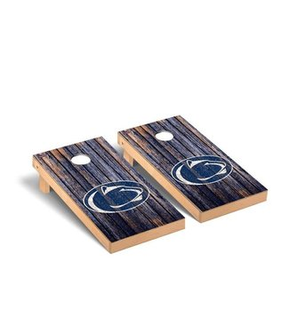 Victory Tailgate Penn State PSU Nittany Lions Regulation Cornhole Game Set Weathered Version