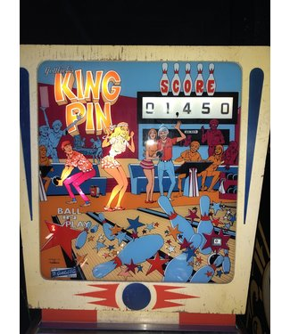 King Pin Pinball Machine