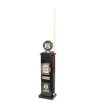 R240 Gas Pump Cue & Cd Holder Route 66