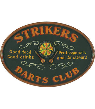 Strikers Dart Club R112 Wall Art