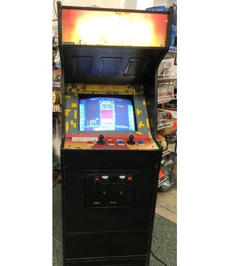 Atari Tetris Arcade Machine  Game - Used