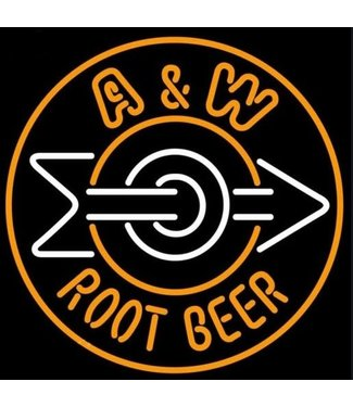 A&W Rootbeer Neon Sign