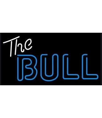 The Bull Schlitz Malt Liquor Vintage Neon Sign