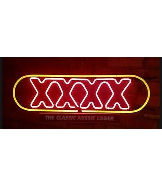 Xxxx The Clasic Aussie Lager Neon Sign