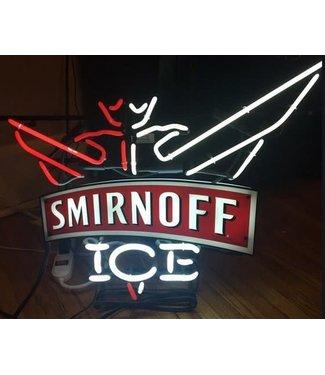 Smirnoff ICE Neon Sign