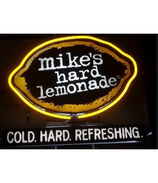 Mike's Hard Lemonade LED Sign Neon Style