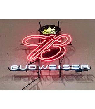 Budweiser King Neon Sign