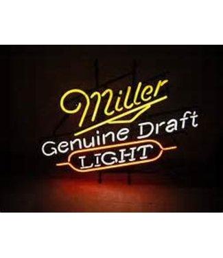 Miller Genuine Draft Neon Light Sign