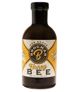 Brocmar Honey Bee 16oz BBQ Sauce