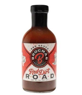 Brocmar Red Dirt Road BBQ 16oz Sauce