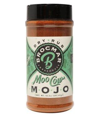 Brocmar Moo Cow Mojo 16oz Rub