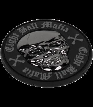 EIGHT BALL MAFIA Chrome Skull Eight Ball Mafia PMEBM02 Pocket Marker