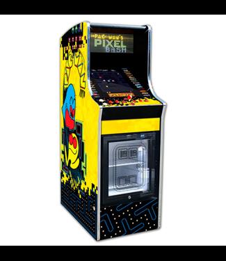 NAMCO PAC-MAN'S PIXEL BASH CHILL CAB PAC-MAN ARCADE GAME
