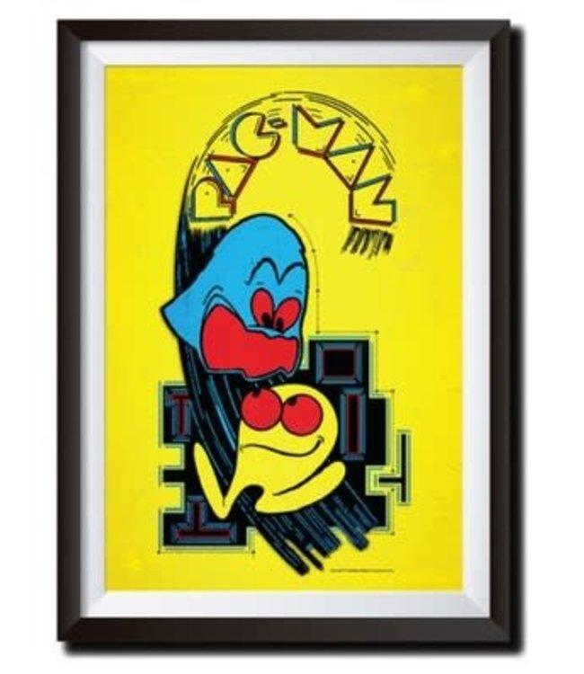 """NAMCO PAC-MAN POSTER 24""""X36"""""""