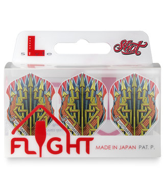 SHOT SHOTS DARTS LEGION L-STYLE FLIGHTS