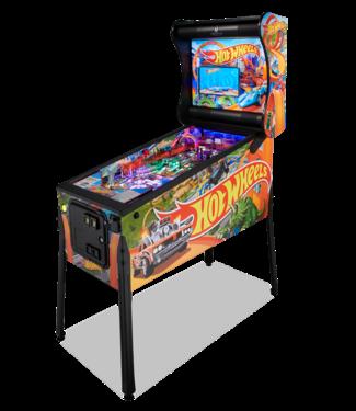 American Pinball Inc Hot Wheels Pinball Machine