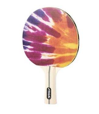 Stiga Image Ping Pong Paddle - Tye Dye