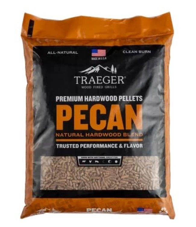 Traeger Wood Fire Grill Pecan BBQ Wood Pellets