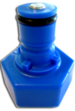 Carbacap, Co/2 Injector Cap