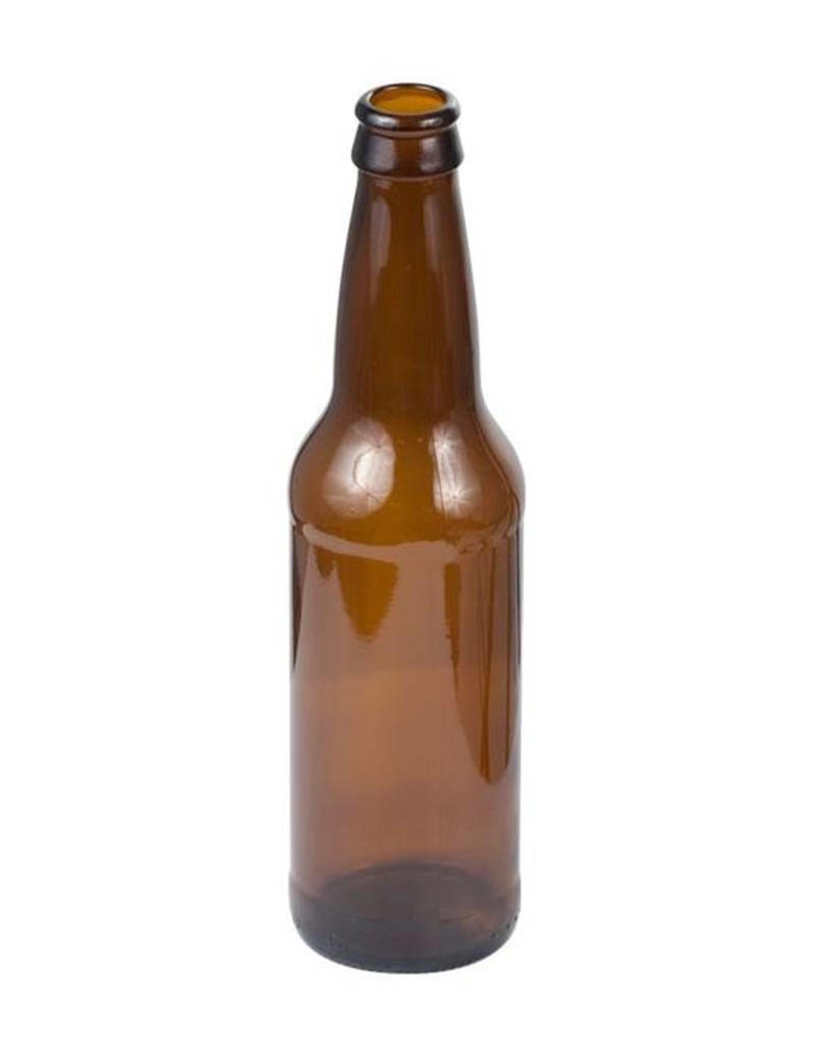 12oz Bottle 330ml Brown - Case (24)