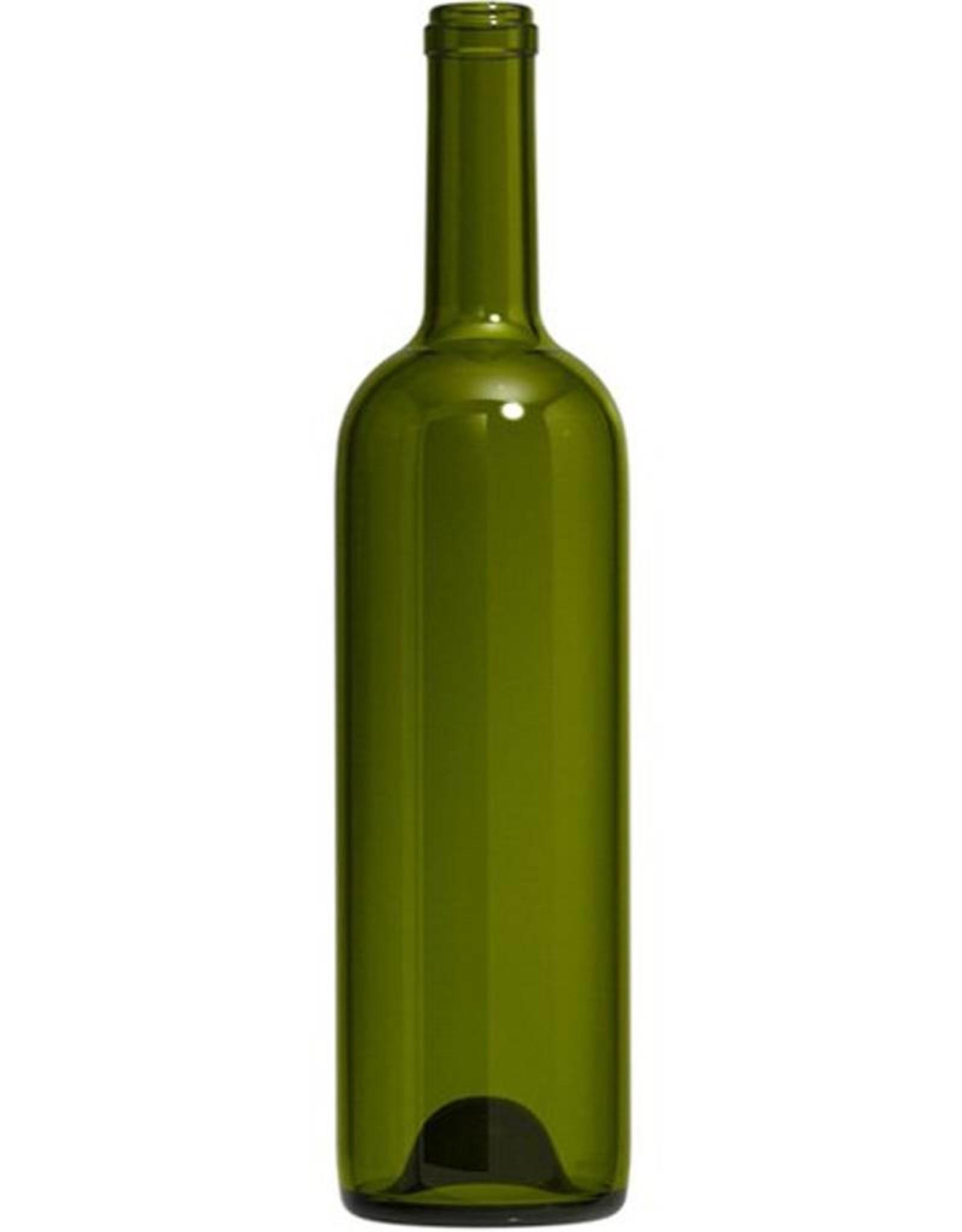 375 ml Dk Green Bellissima Bottle, case of 12