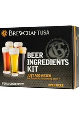 Brewcraft India Black Ale ingredient Kit