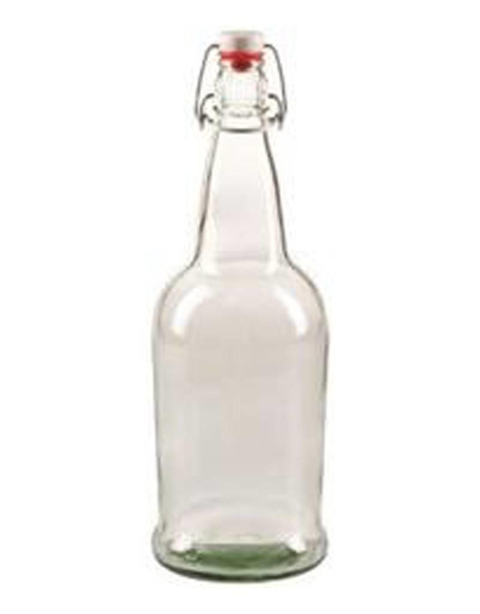EZ Cap 16oz Clear Bottle Case (12)
