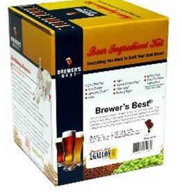 Brewer's Best Smoked Porter ingredient Kit (premium)