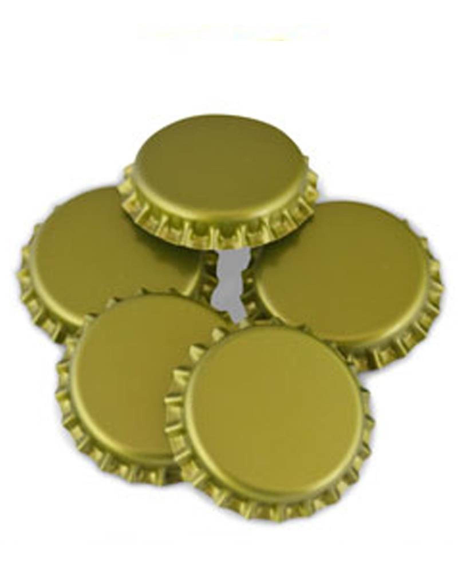 Gold Crown Caps 144ct