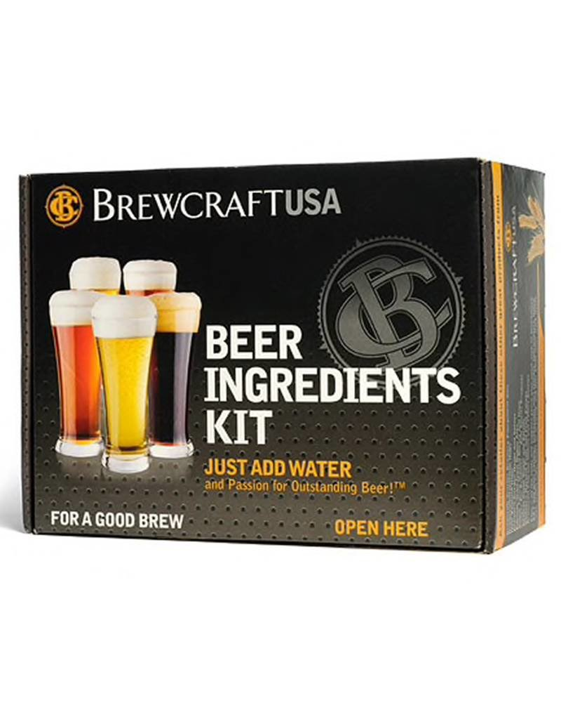 Brewcraft Apricot Wheat Beer Ingredient Kit