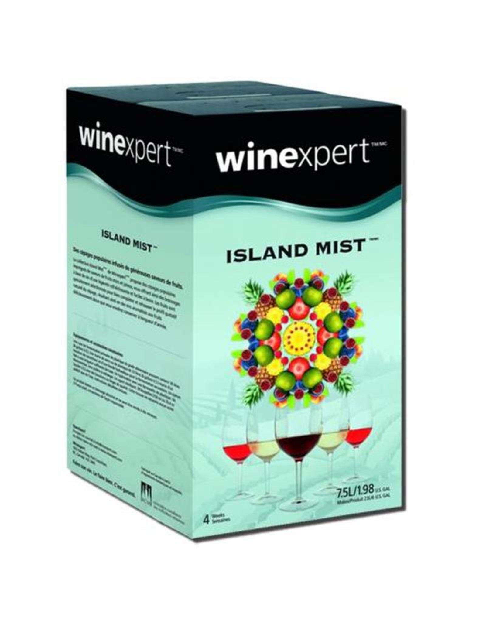 Island Mist Blackberry Cabernet 7.5L Kit