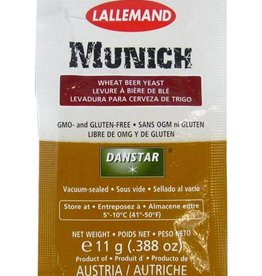 Danstar Munich Yeast, 11 g - Each