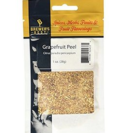 Brewer's Best Grapefruit Peel 1oz