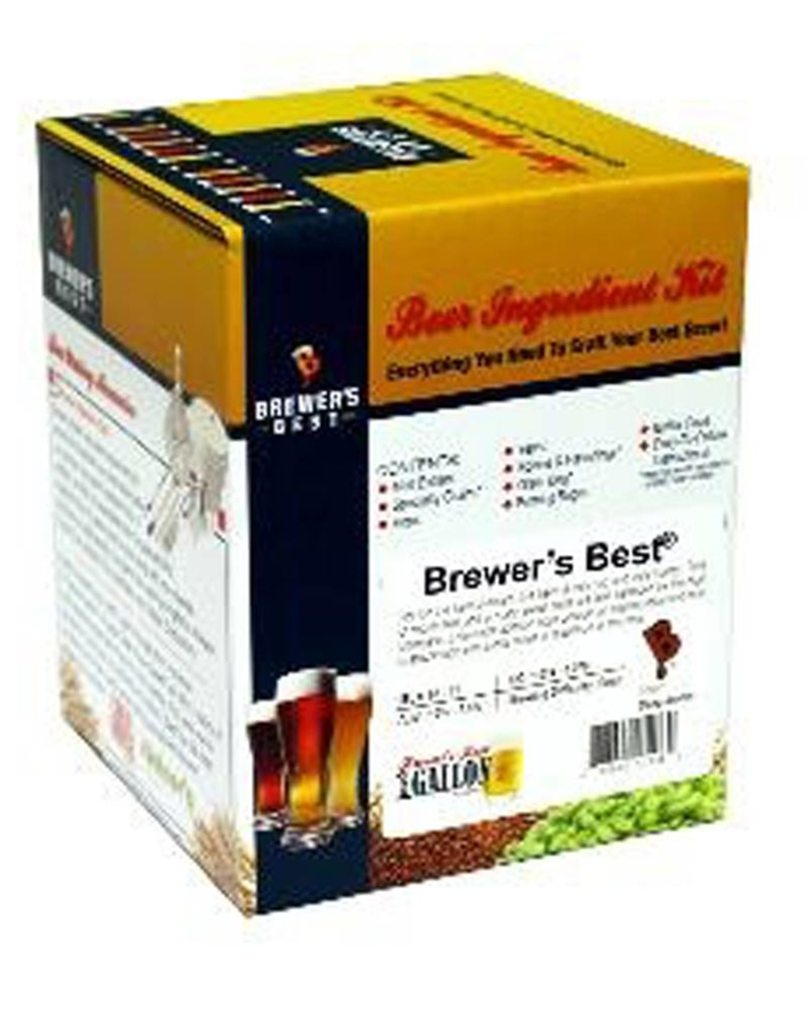Brewer's Best Black IPA Ingredient Kit