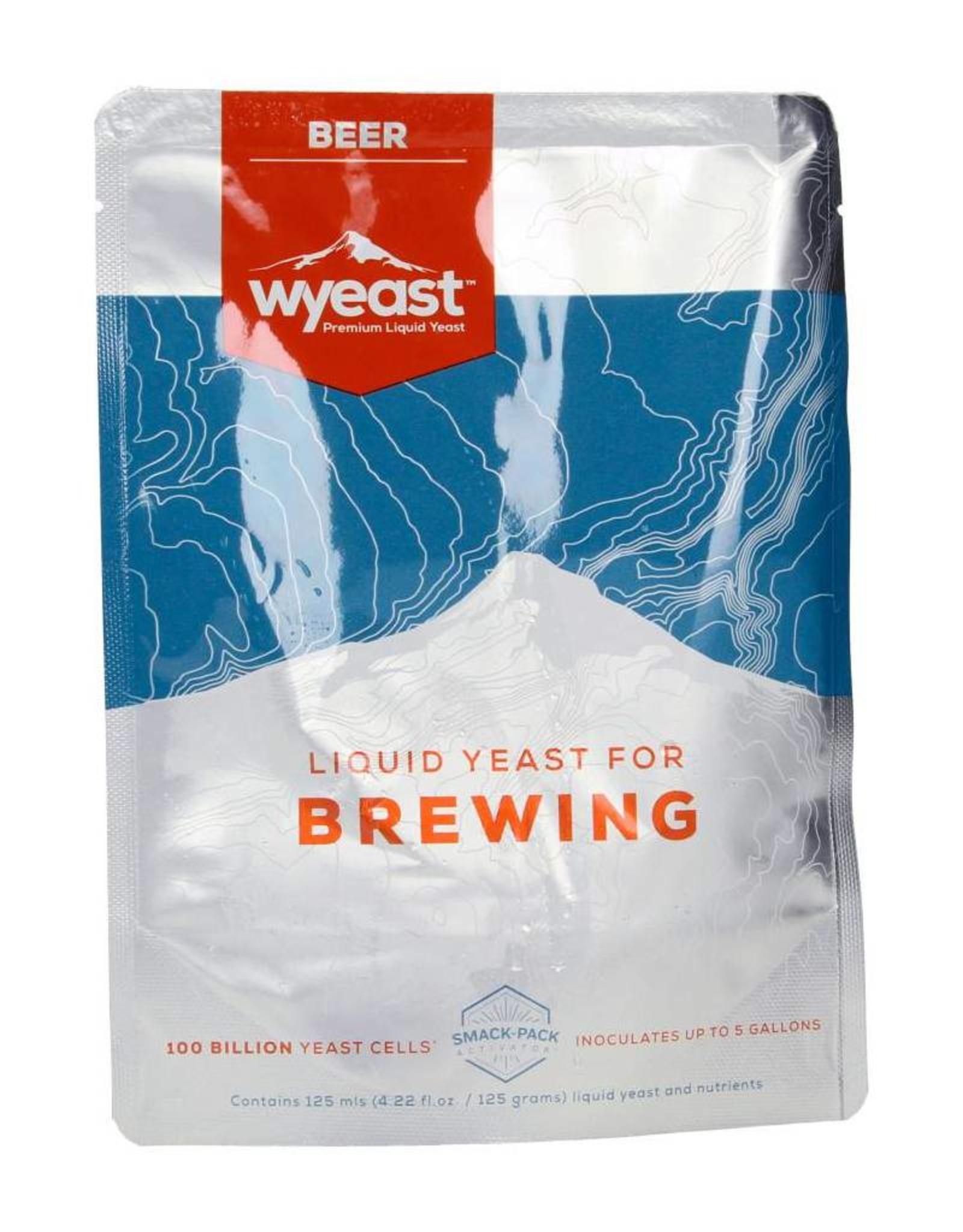 Wyeast Bavarian Wheat Yeast (3056)