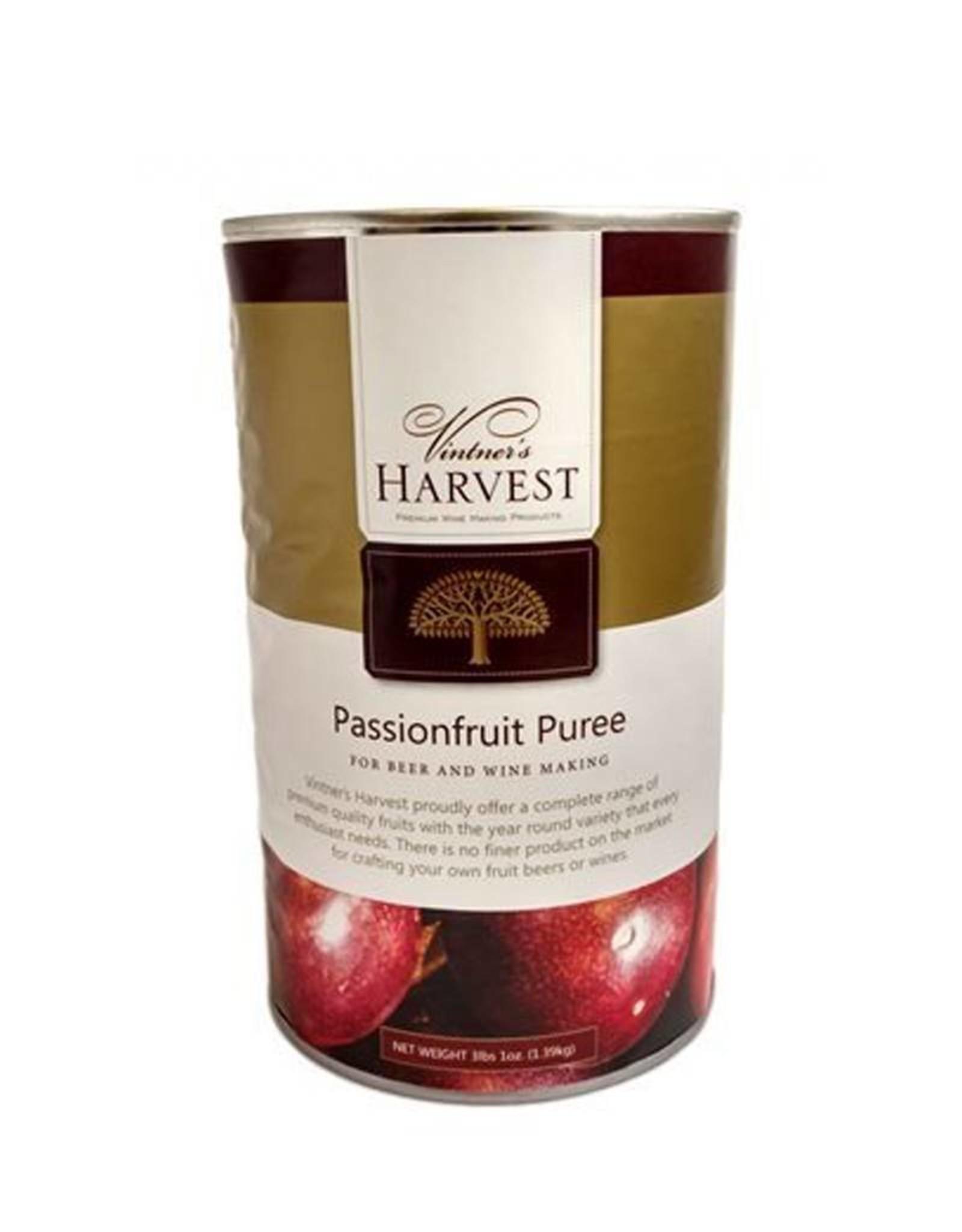 Vintner's Harvest Passionfruit Puree - 49 oz can