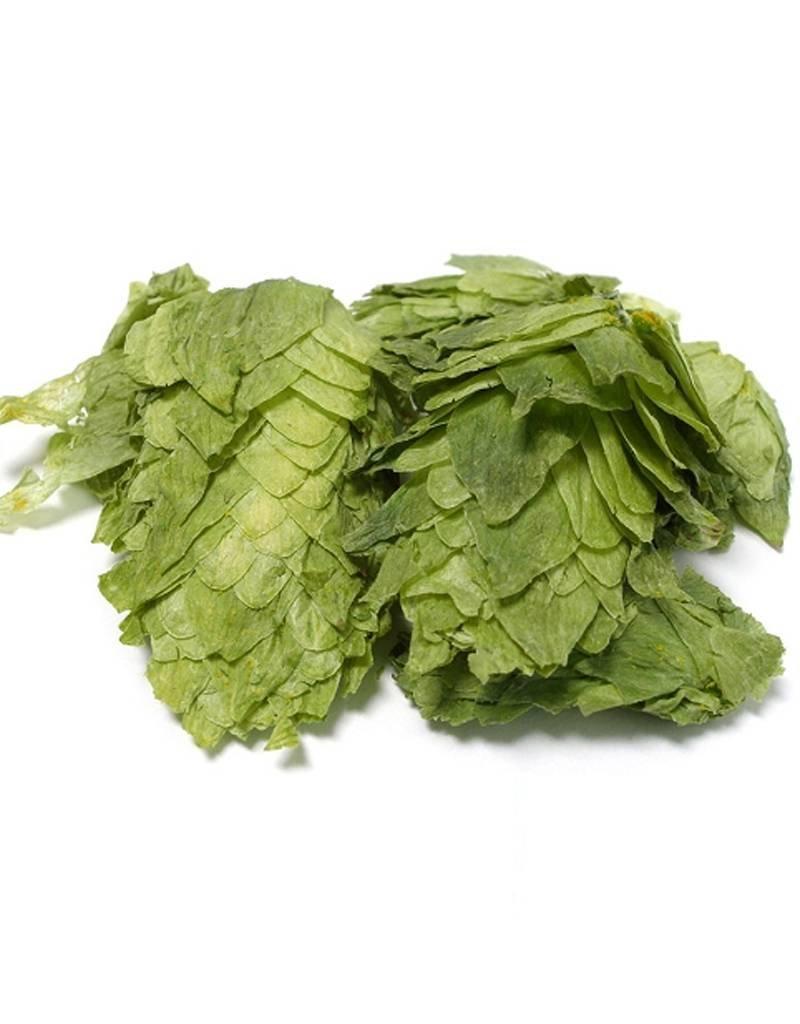 Simcoe leaf hops a/a: 13.7% (1oz.)