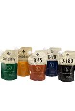 Dark Belgian candi syrup 1# (90 SRM)