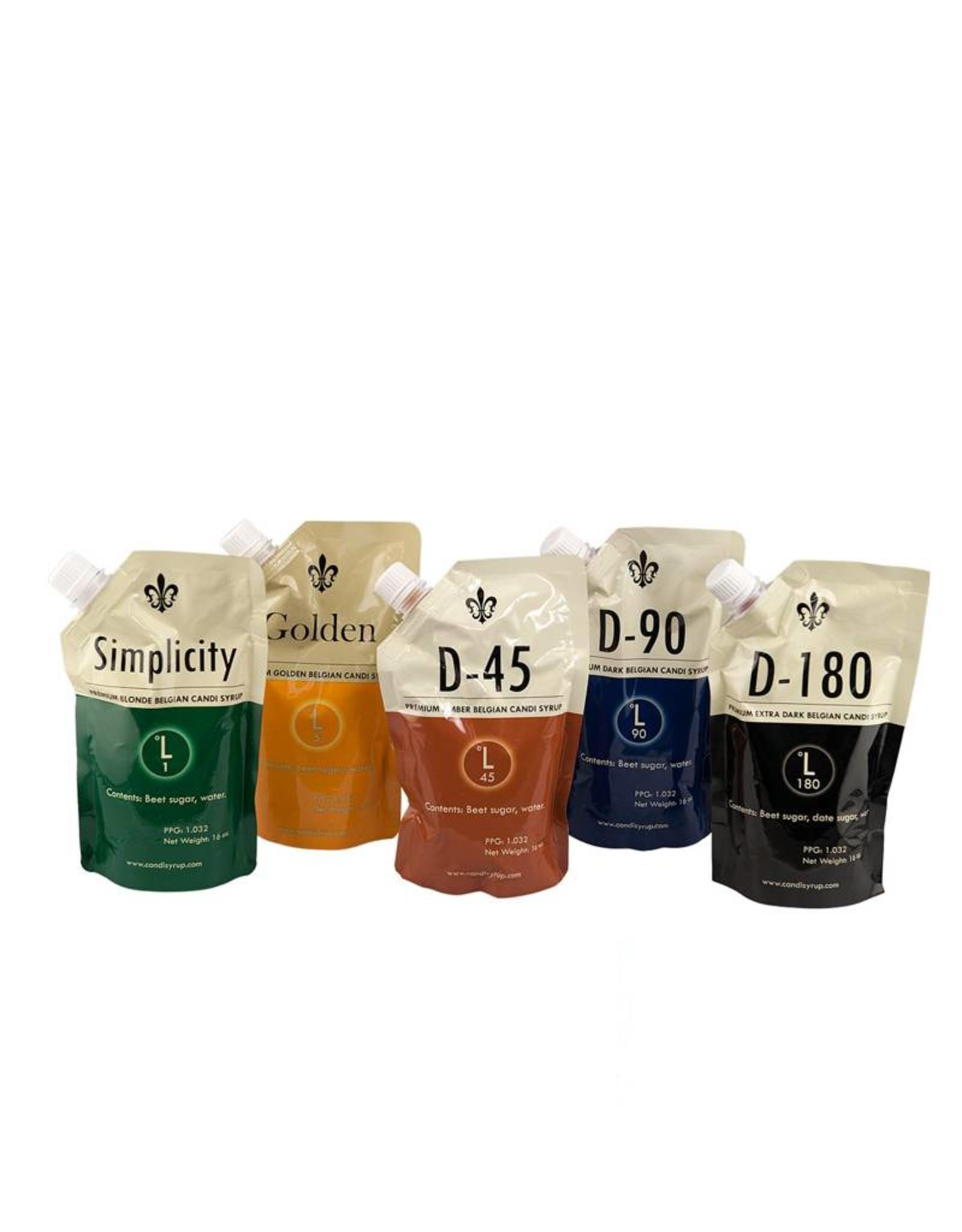 Extra Dark Belgian Candi syrup 1# (180 SRM)