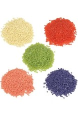 Green Wax Beads
