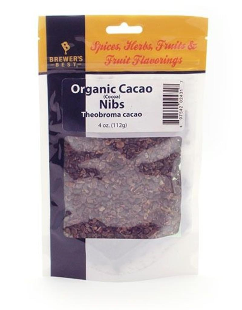 Brewer's Best Organic Cacao Nibs