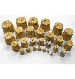 Natural winery grade VHS #8 corks