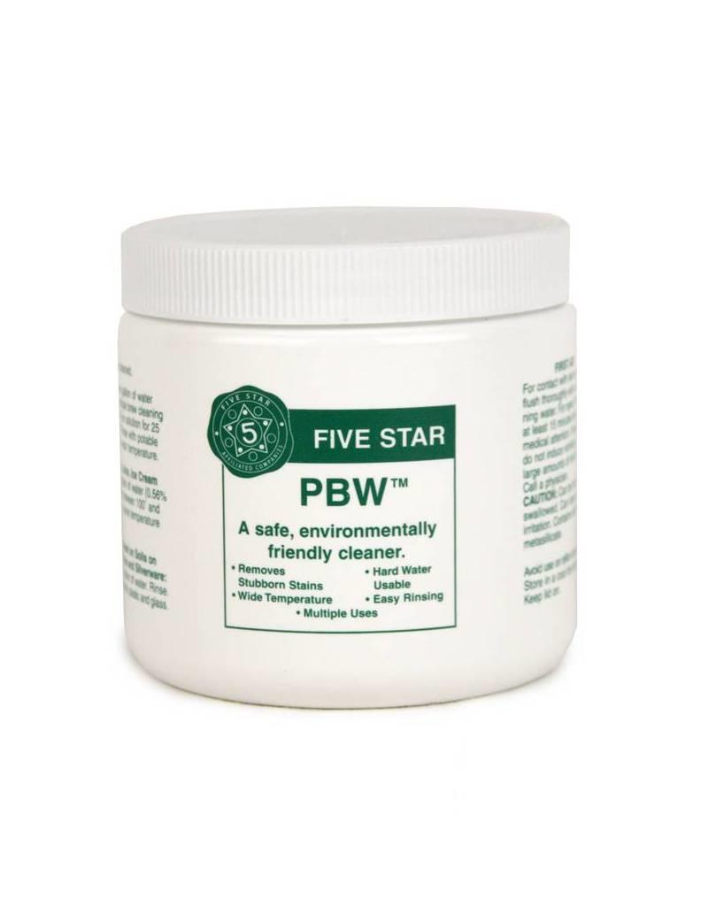 Five Star Chemical PBW - 1 Lb