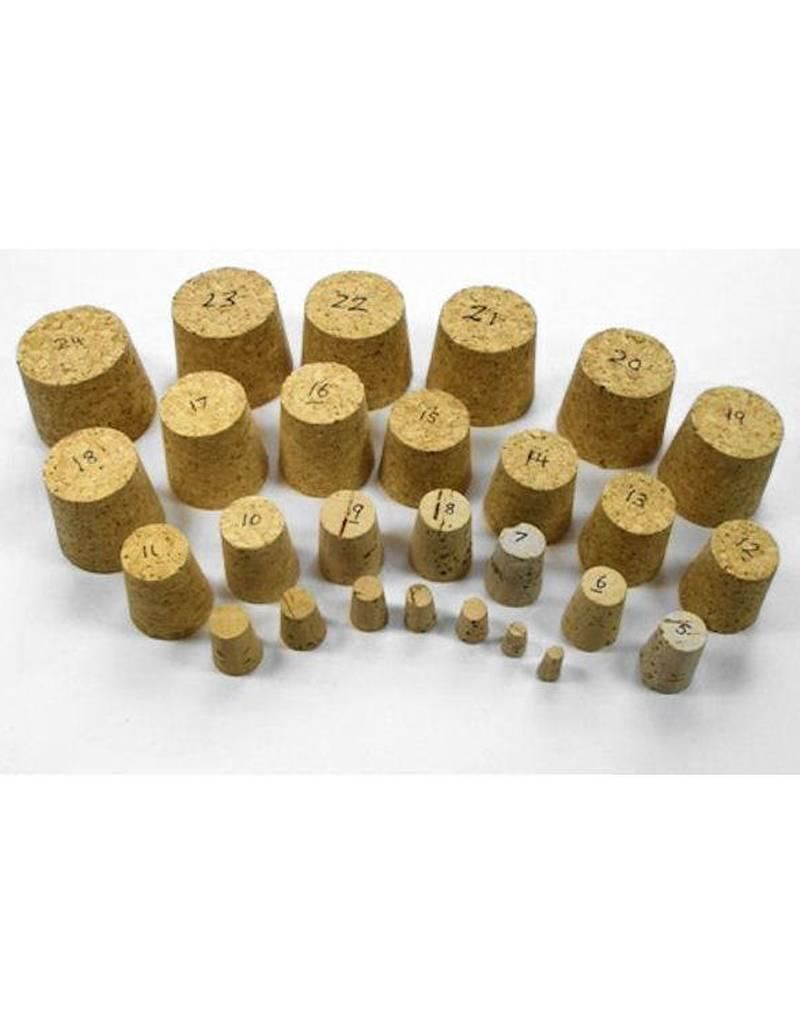 Black Synthetic Cork 19.5mm single