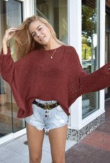 Vintage Havana Pumpkin Spice Sweater